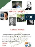1.-Ciencias biológicas