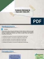 Tratamento Nutricional Da Pancreatite Crônica (PC)