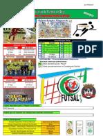 Resultados da 7ª Jornada do Campeonato Distrital da AF Beja em Futsal