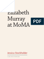 Elizabeth Murray at MoMA