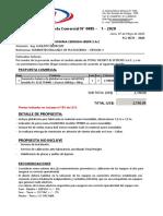 COTIZACION BALANZA-2020 IBERR