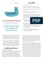 How to Talk to Kids About the Minimum Wage