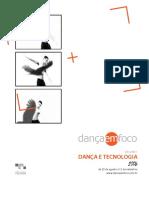 Dança e tecnologia