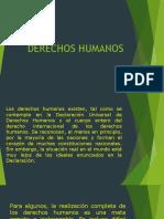 TALLER N 4 DERECHOS HUMANOS