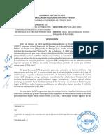 Resolución NEPR (NEPR-IN-2021-0001 )