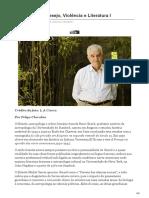Dicta.com.Br-René Girard Desejo Violência e Literatura I