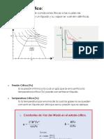 Factor de compresibilidad (Teoría y Ejercicios 1 y 2)