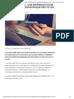 Le Modèle SAMR _ Une Référence Pour l'Intégration Pédagogique Des TIC en Classe - École Branchée