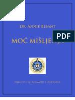 Annie Besant - Moc misljenja (Teozofija)