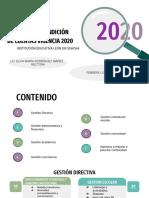 cuentas 2020