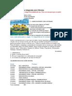 Leitura e interpretação ATIVIDADES DE PORTUGUES