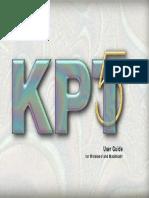 Metacreations Kais Power Tools 5_User Manual