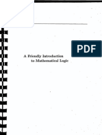 2000. Leary - A Friendly Introduction to Mathematical Logic