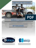 SIMULADO 6