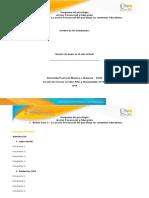 Anexo -Fase  2  - La acción Psicosocial del psicólogo en contextos educativos.