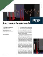 AS CORES E DESENHOS DA MUSICA