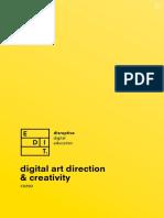 digital art direction & creativity curso
