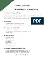 apostila Aliança de Sangue (Professor)CTBRBR