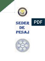SEDER DE PESAJ 2021 (SENCILLO)