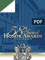 DOC HONARS AWARDS 2006