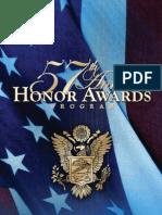 DOC HONARS AWARDS 2005