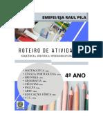 ROTEIRO 4º ANO1