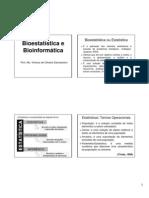 BIOESTATÍSTICA - Resumo_Bioestatistica