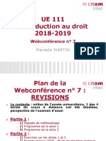 UE111-Webconf7-2018-19