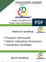 1. Presentacion Modulo Analisis Finaciero y Clase 1