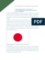 O terremoto, a tsunami e o desastre nuclear no Japao
