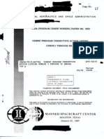 Gemini Program Corrective Action Listing Gemini 1 Through 12