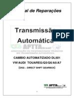Transmissão Automática DL 500
