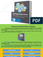 50 Projetos Opensource Linux Solutions