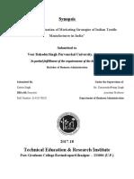 Kavita Impact of Globalization Synopsis