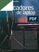TOCADORES DE LAPTOP