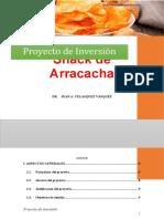 e. Snackde Arracacha