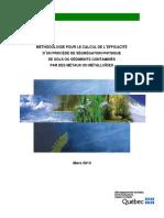 Methodologie Calcul Efficacite Segregation