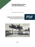 HOSPITAL SÃO CRISTOVÃO DOS LÁZAROS