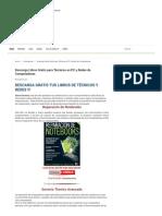 Descarga Libros Gratis para Técnicos en PC y Redes de Computadoras - Ganar Doctrina LATAM