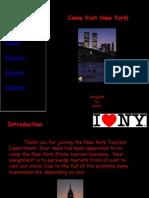 New York State Webquest