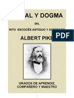 Albert Pike - Moral y Dogma