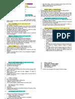 6. Transportation Law Case List