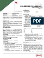 BONDERITE M-PA 225 W R3-EN