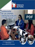 Supervision de Los Centros Emergencias Mujer - Defensoria Del Pueblo