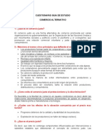 COMERCIO ALTERNATIVO - COMERCIO JUSTO