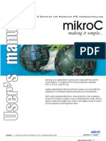 MikroC Users Guide