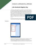 UserAssist Registry Key 9-8-08