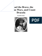 Michael the Brave, the Ottoman Wars, and Count Dracula