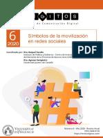 Simbolos de La Movilizacion en Redes Soc