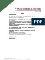 BSC  INDICADORESVALOR  PUBLICO